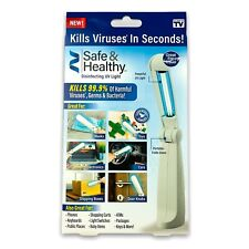Portable UV Disinfection Lamp Handheld Germicidal Light By Safe & Healthy