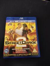 Street Dance 3D + DVD (3D Blu-ray, 2011)
