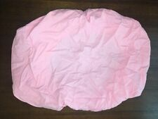 Pink Parent's Choice Baby Changing Pad Cover