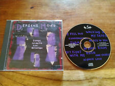 Depeche Mode Songs of Faith and Devotion CD 1993 Sunni