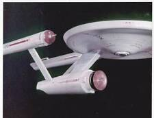 Enterprise FX model 1966 STAR TREK 8 x 10 color photo