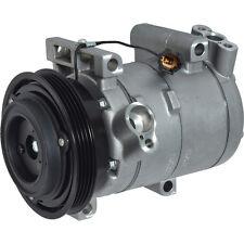 Fits Nissan Altima 2.4L 1998 to 2001 NEW AC Compressor CO 10604C