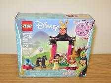 NEW 2018 Disney Princess Lego Set #41151 Mulan's Training Day NIP VHTF IN HAND