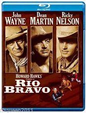 Rio Bravo [Blu-ray] John Wayne, Dean Martin, Ricky Nelson * NEU & OVP *