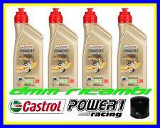 Castrol POWER1 Racing 4T 10W-40 1L Olio Motore