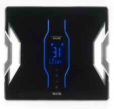 Tanita RD-953S Connect Body Composition Monitor Smart Scale - (Black) B+