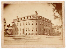 Bay State Wheel Co. Lynn, Mass. Albumen Photo Ca 1875