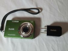 Kodak Easyshare 14Mp Sd Card Point And Shoot Digital Camera M532 Green