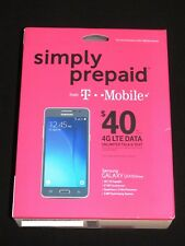 "Brand New Sealed, T-Mobile Samsung Galaxy GRAND PRIME 5"" 8GB Prepaid Smartphone"