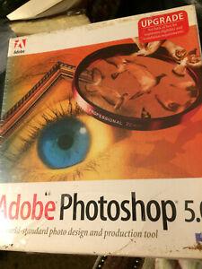 Adobe Photoshop 5.0 upg retail mac