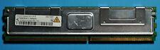 Qimonda 1GB DDR2 PC2-5300F-555-11-B0 667MHz 2Rx8 ECC HYS72T128420HFA-3S-B