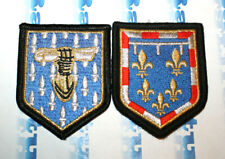 Patch Set 2 France Gendarmerie Nationale Centre