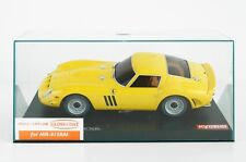KYOSHO Auto Scale Collection - FERRARI 250 GTO YELLOW - MINI-Z BODY ONLY