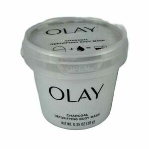 Olay Charcoal Detoxifying Body Mask 0.35 Oz