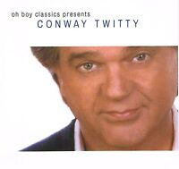 (CD) Oh Boy Classics Presents :Conway Twitty - It's Only Make Believe, Danny Boy