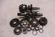 1983 Honda CB650 SC Nighthawk HM658B. Engine transmission gears set