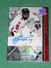 2008-09 The Cup Steven Stamkos Programme of Excellence Auto 1/10 RC * First 1/1