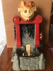 1986 He-man Masters Of The Universe Slime Pit Playset Complete