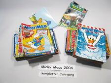 Micky Maus  Jahrgang 2004 / Nr. 1-52 komplett !!! Ehapa Verlag  64621