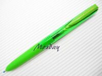 3 x set Uni-Ball Signo UMN-155 0.5mm Retractable RollerBall Pen, LIGHT GREEN