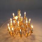 Dolls House Light-Up Chandelier