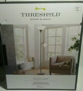 "Threshold 71"" Floor Light New In Box"