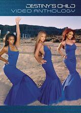 The Video Anthology Starring Destiny's Child (DVD - June 4, 2013) NEW
