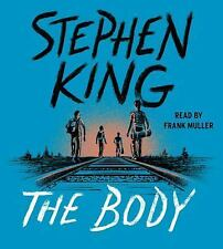 The Body (Stand By Me) by Stephen King (2016, CD, Unabridged) Frank Muller