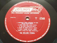 Rolling Stones - Now! // Orig. UK to USA Export FFRR Mono '65 London LP EX Copy