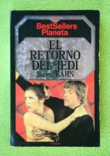 EL RETORNO DEL JEDI (James Kahn 1983. Star Wars Guerra Galaxias, Return).Planeta