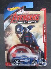 Hot wheels - Avengers Age of Ultron Captain America Power Rage - Marvel