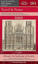 Yeovil and Frome.Cassini Publish.Ltd.Old Series(Sht.map,folded,2007)NEW