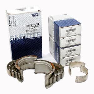Ford 260 289 302 A Rod Main Bearings Clevite bearing kit std/std 1962-2001
