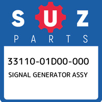 33110-01D00-000 Suzuki Signal generator assy 3311001D00000, New Genuine OEM Part