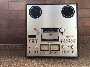 AKAI GX 630 db Dolby mit Revox Spulen