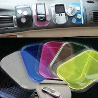 5X Car Mobile Holder Anti Slip Non Dashboard Pad Phone Sticky Holder Mat GPS New