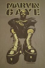 MARVIN GAYE   Zion Rootswear 2005   T-Shirt   Size Large