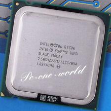 Intel Core 2 Q9300 Q9400 Q9450 Q9500 Q9505 Q9550 Q9650 Processor CPU Socket T