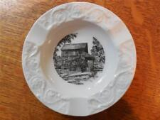 "Wedgwood Old Sturbridge Village Grist Mill  Patrician creamware 4 1/4"" ashtray"