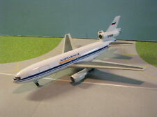 DRAGON WINGS AEROFLOT CARGO DC10-40 1:400 SCALE DIECAST METAL MODEL