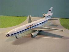 DRAGON WINGS AEROFLOT CARGO DC10-40 1:400 SCALE DIECAST METAL MODEL