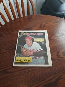 JUNE 15,1974-THE SPORTING NEWS-GAYLORD PERRY OF THE CLEVELAND INDIANS(MINT)