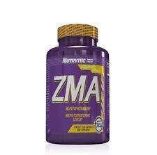 ZMA 200Caps NUTRYTEC ZINC MAGNESIO regula latestosterona Mas potencia sexual