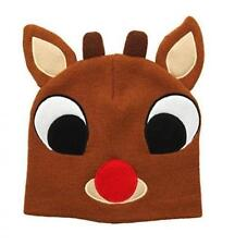Rudolph Knit Beanie Hat by elope Christmas