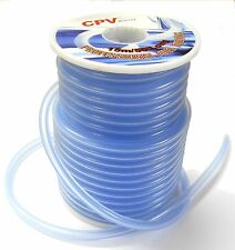 51821B Light Blue RC Engine Nitro Glow Fuel Line 1 Meter 5mm OD x 2.5mm ID
