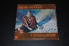 STEVIE WONDER TALKING BOOK (1972) T-319L VINYL