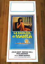 LA RAGAZZA DI MANILA locandina poster affiche Julia Kent Paul Werner Suarez AG60