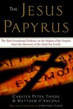 The Jesus Papyrus: The Most Sensational Evidence on the Origin of the Gospel Sin