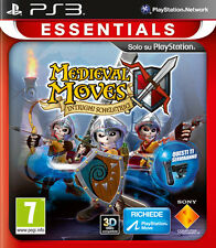 Essentials Medieval Moves PS3 Playstation 3 IT IMPORT