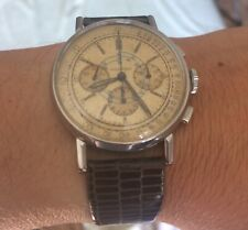 Raro Movado M95 chronograph vintage tricompax crono